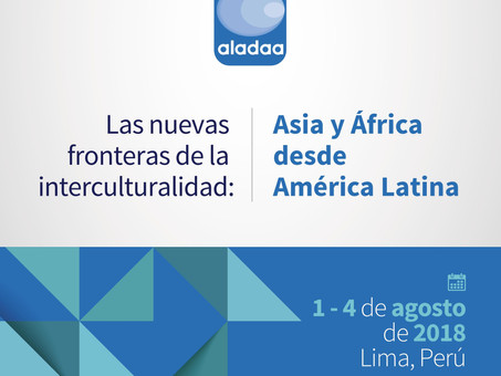 Congreso Internacional ALADAA 2018