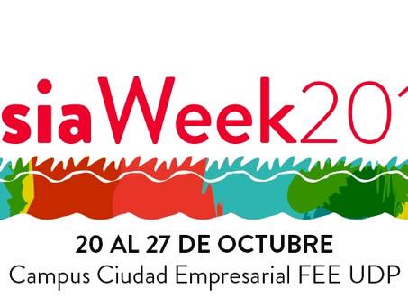 Asia Week 2014, Universidad Diego Portales (UDP).