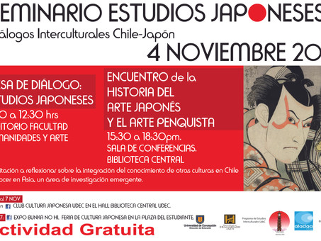 Seminario Estudios Japoneses,Universidad de Concepción.