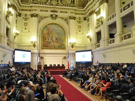 Boletín anual de ALADAA CHILE.