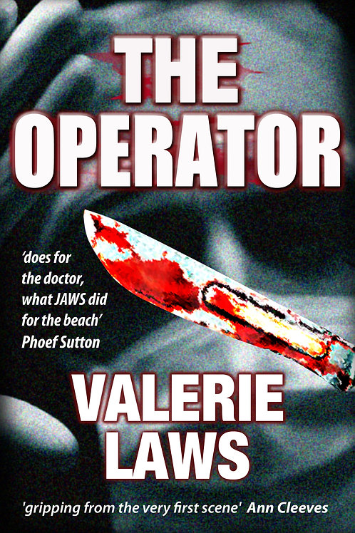 The Operator | Valerie Laws