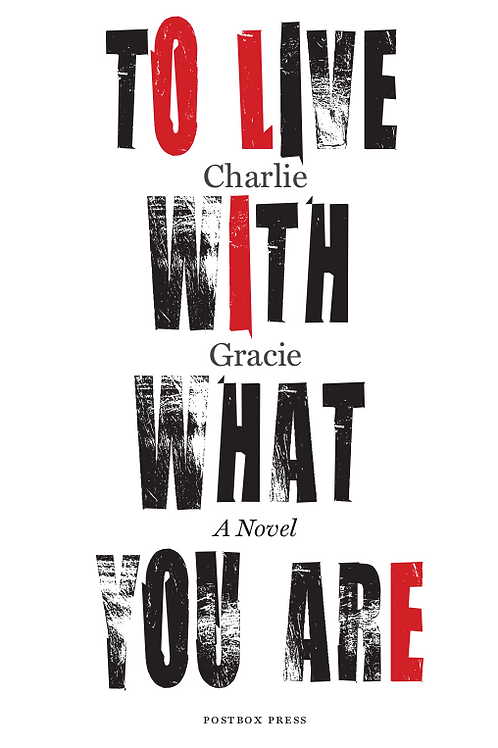 To Live With What You Are | Charlie Gracie