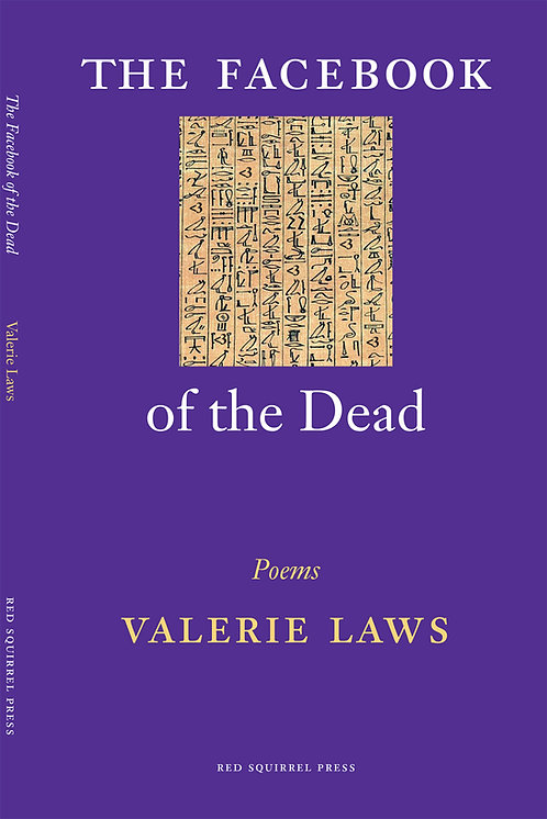The Facebook of the Dead   Valerie Laws