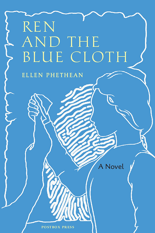 Ren and the Blue Cloth | Ellen Phethean
