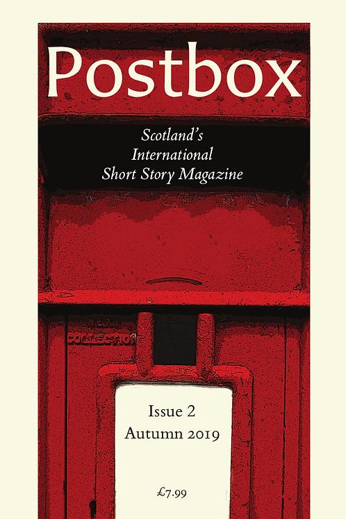 Issue 2   Autumn 2019   Postbox Magazine