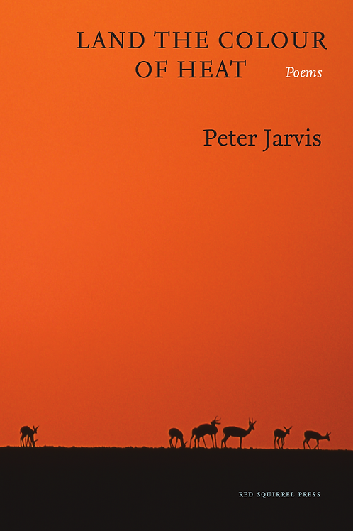 Land the Colour of Heat | Peter Jarvis