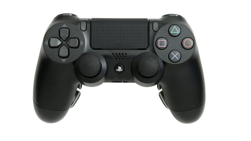 エビル コントローラー パドルタイプ リマッピング Evil+純正スティック PS4 6カ月間保証