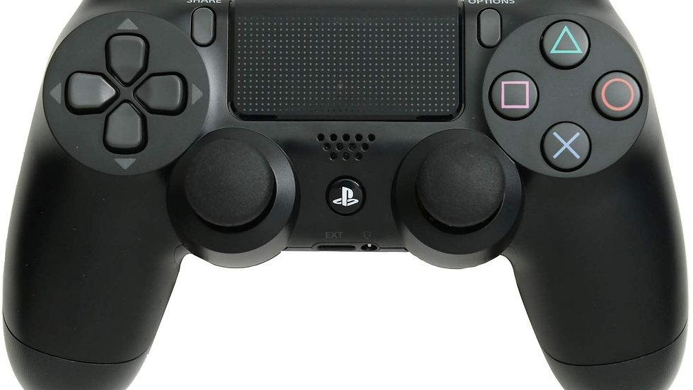 エビル コントローラー ボタンタイプ リマッピング Evil+純正スティック PS4 6カ月間保証