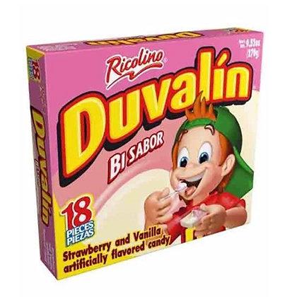 Duvalin Bi Sabor Vanilla - Strawberry Box