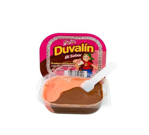 Duvalin Bisabor Chocolate - Strawberry 6 pieces