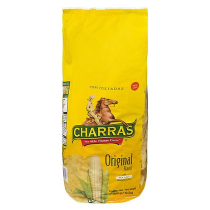 Tostadas Charras - Corn Tostada