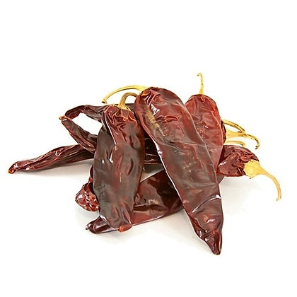 Dried Guajillo Peppers 100gr