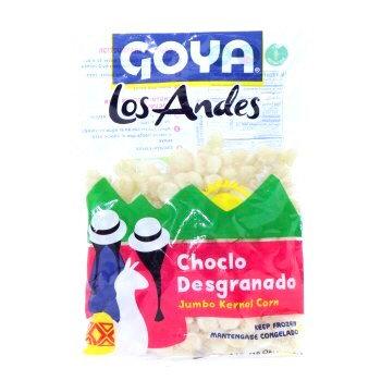 Los Andes Choclo Desgranado 1Lb (Frozen Product)
