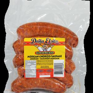 Chorizo Rojo Doña Elsita 1 Lb