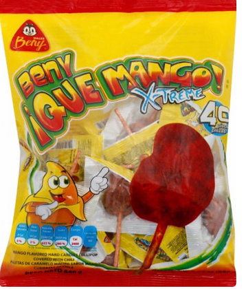 Mango Lollipo 5 - Pieces