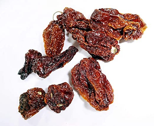 Dried Habanero Peppers 60 gr