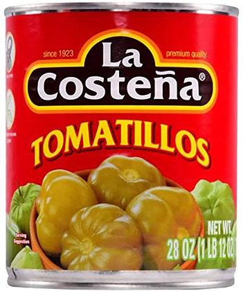 La Costeña Green Tomatillo 29 Oz