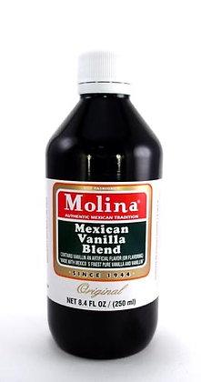Molina Vanilla 8 Oz