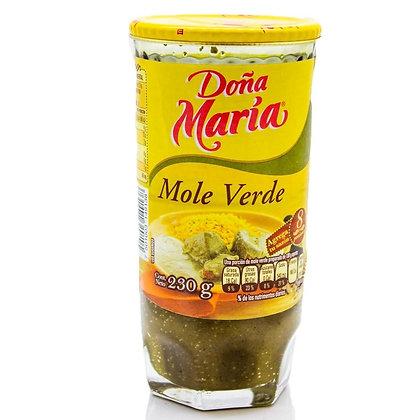 Doña Maria Green Mole 8.25 Oz