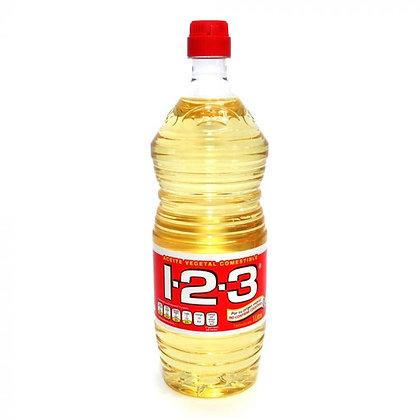 Aceite Vegetal 1 2 3 - Mexican Vegetable Oil 33oz