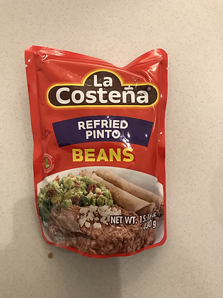 La Costeña Pinto Refried Beans 15 Oz