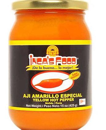 Aji amarillo especial black label 15 oz