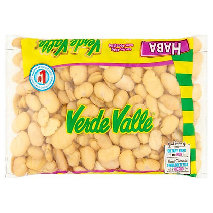 Valle Verde Habas - Broad Beans 1lb