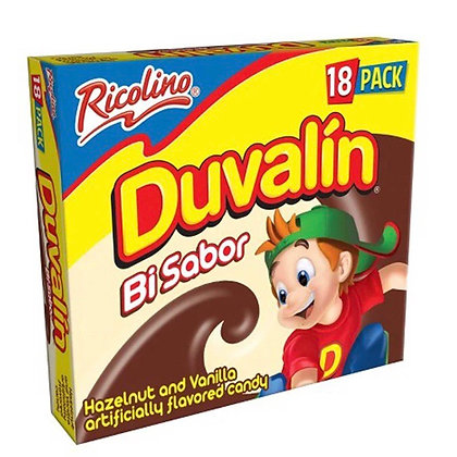 Duvalin Bi Sabor Chocolate - Vanilla Box