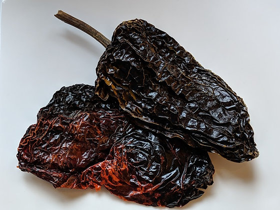 Dried Mulato Peppers 100gr