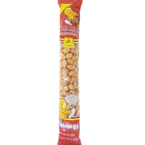 Cacahuate Japonés  (Toasted and fries peanuts)