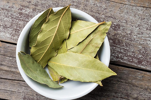 Hoja de Laurel / Bay Leaves 10gr