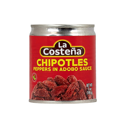 Chipotle La Costeña - Peppers in Adobo Sauce  7 OZ