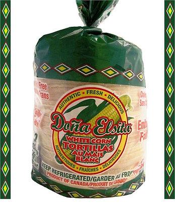 Doña Elsita Tortillas (Frozen Product)