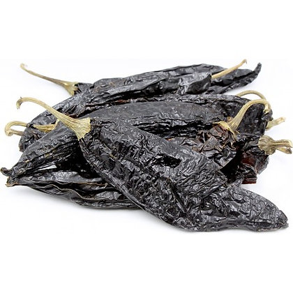 Dried Pasilla Peppers 100gr