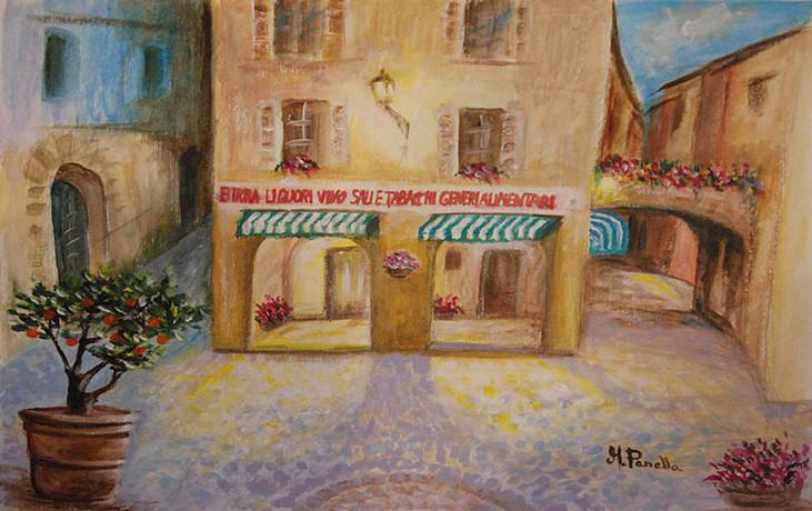 Osteria dell'arancio Piazza Peretti