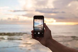mobile-hand-beach-sea-coast-sand-893382-