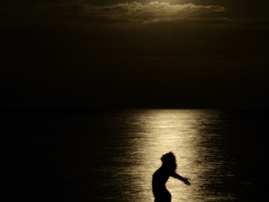 The Look of Moonlight on Water