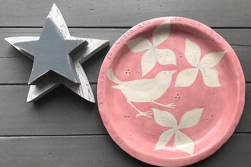 Bird Plate/Platter