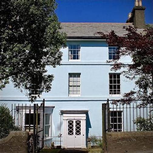 Blue House Event