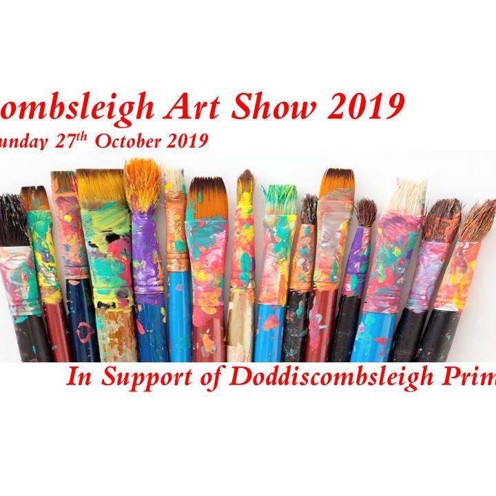Doddiscombsleigh Art Show