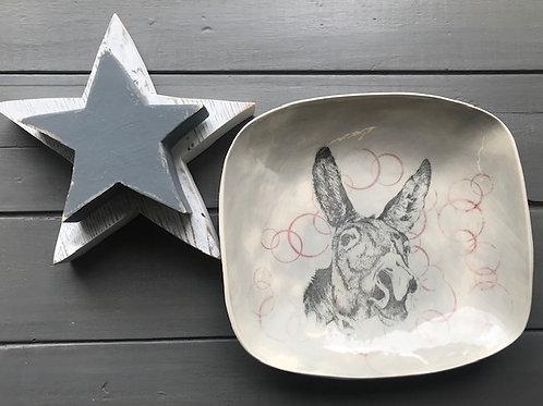 Donkey & Bubbles Dish