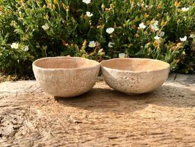 Rustic Pinch Bowls