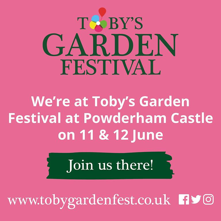 Toby's Garden Festival