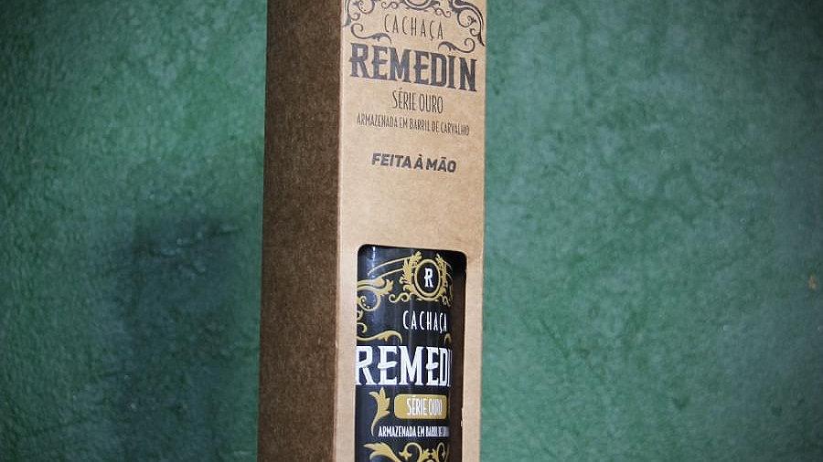 Cachaça Remedin 500ml