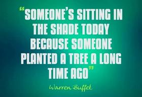 Vilka frön planterar du åt andra och för framtiden?