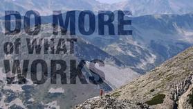 Karins tips: gör mer av det som funkar i ditt företag!