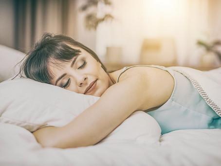 Hatade / älskade sömn -  Coachens 10 bästa (privata) tips för att somna