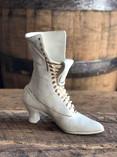 Vintage Shoe- Cream