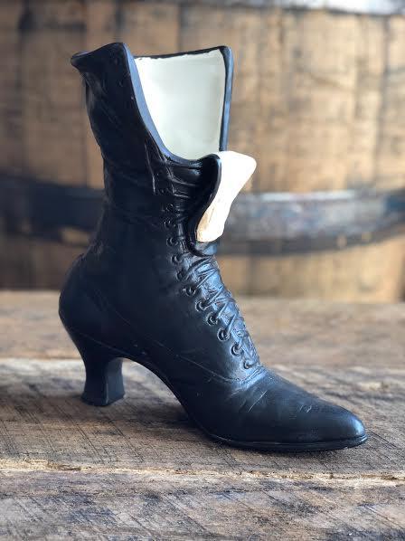 Vinage Shoe- Black