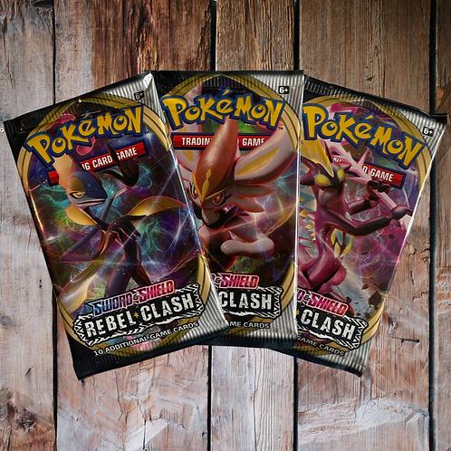Pokémon Sword & Shield: Rebel Clash (Random Loose)